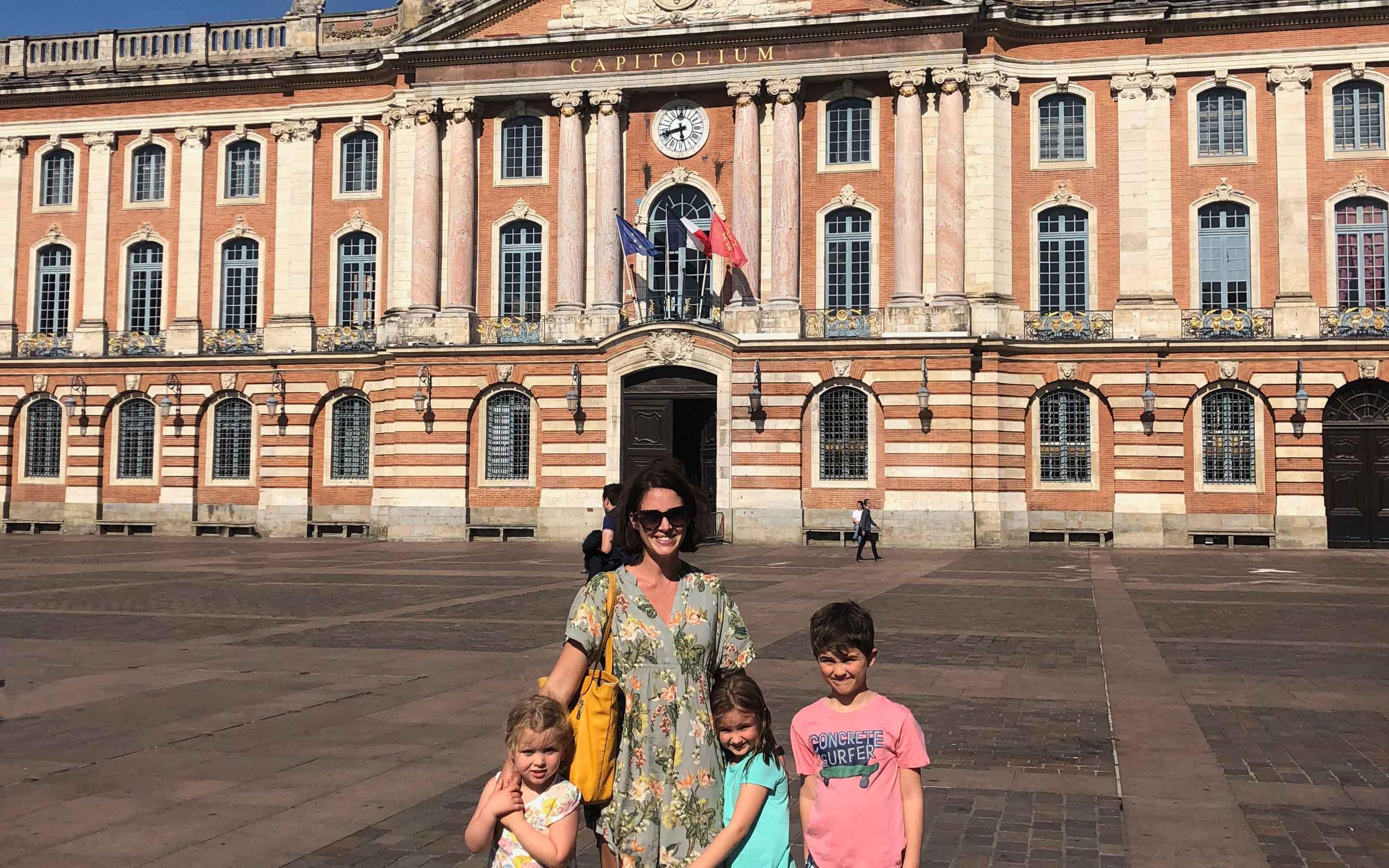 Brooke Wansey - Toulouse, France