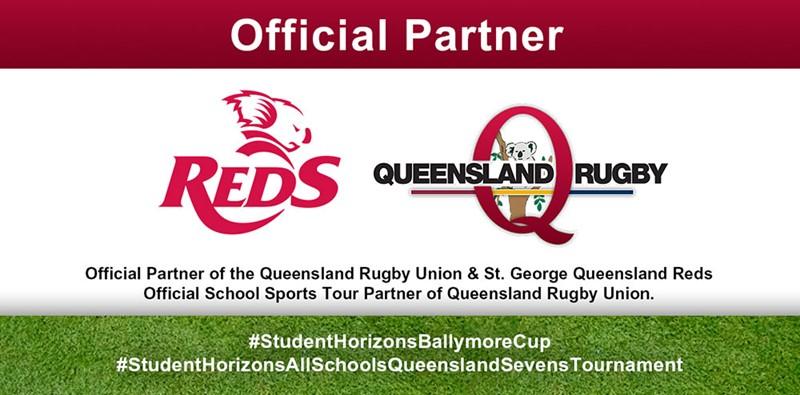 Queensland Reds Official Partner