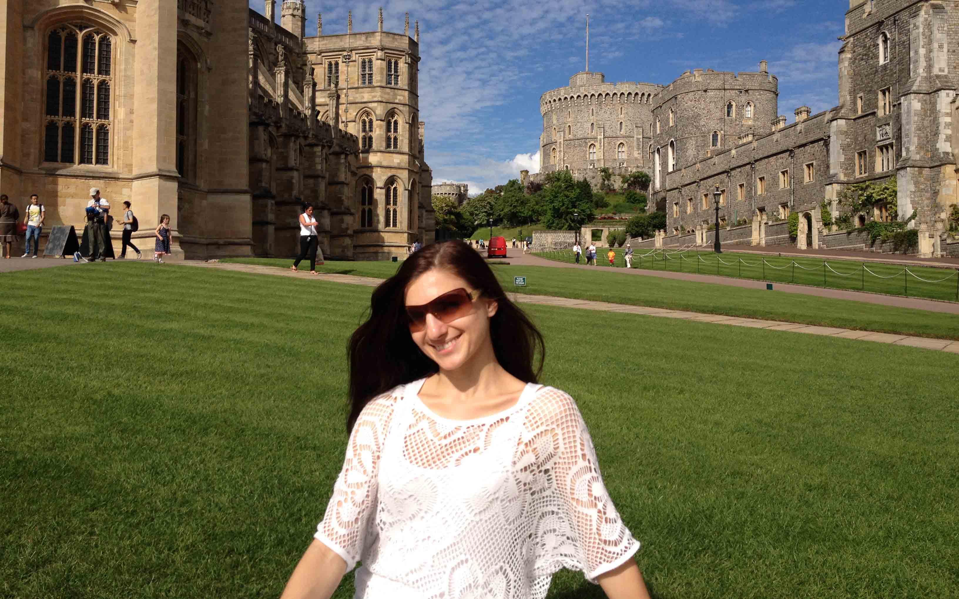 Jane Teitge Windsor Castle, UK