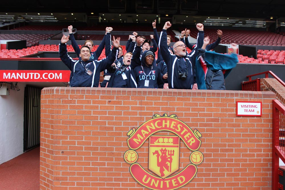 Manchester United Europe Football Tour