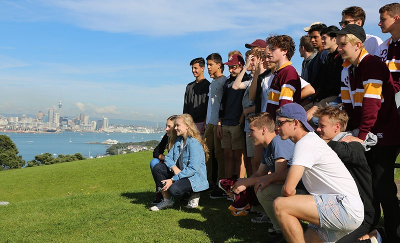 Best walking tour of Auckland