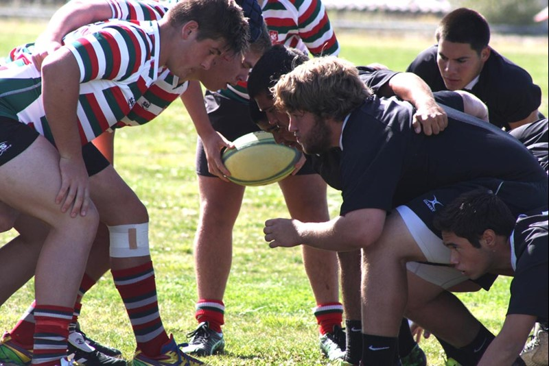 Overseas school rugby tours