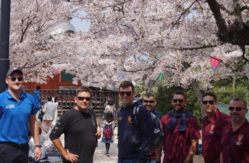 Japan Rugby Tours