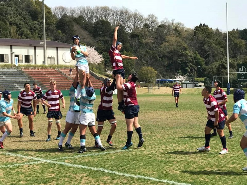 St Peters Lutheran College Rugby Tour to Japan