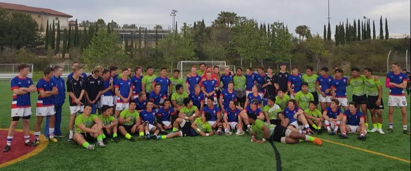 USA Rugby Tours