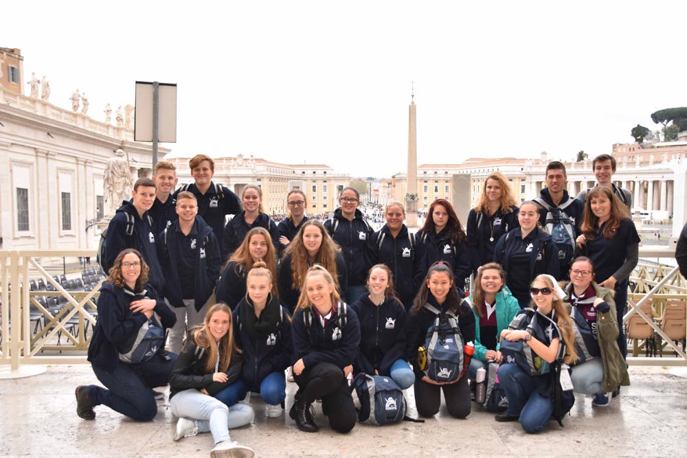 Europe Humanities School Tour
