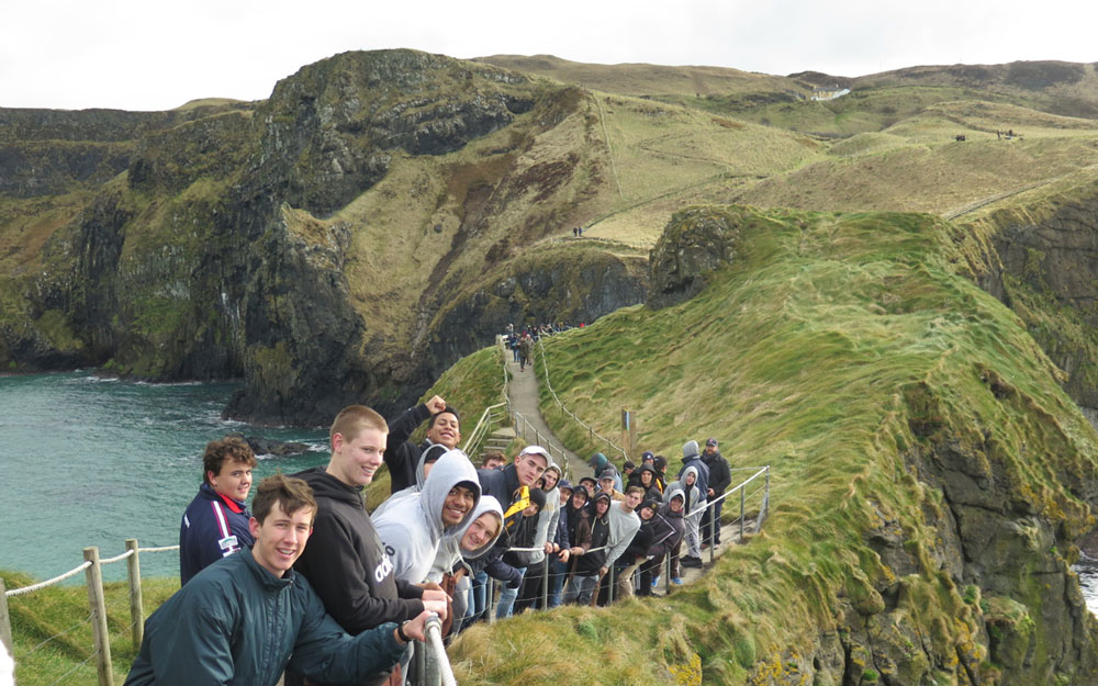 School tours Ireland
