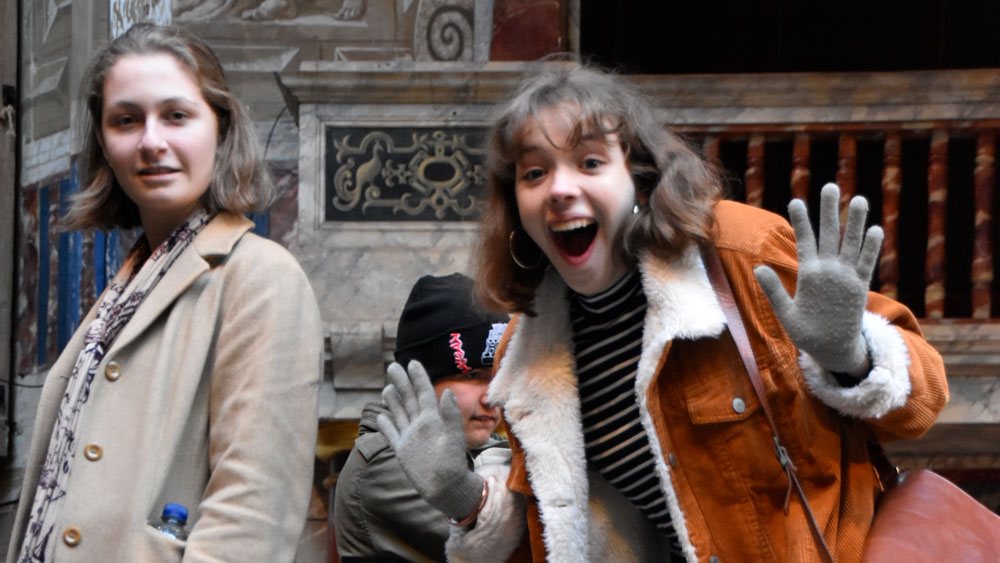The UK provides the perfect backdrop for performing arts student tours.