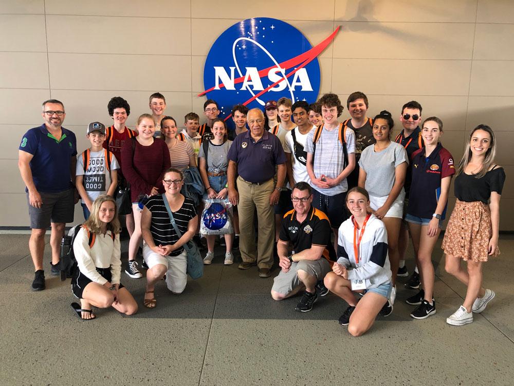 NASA STEM Tour