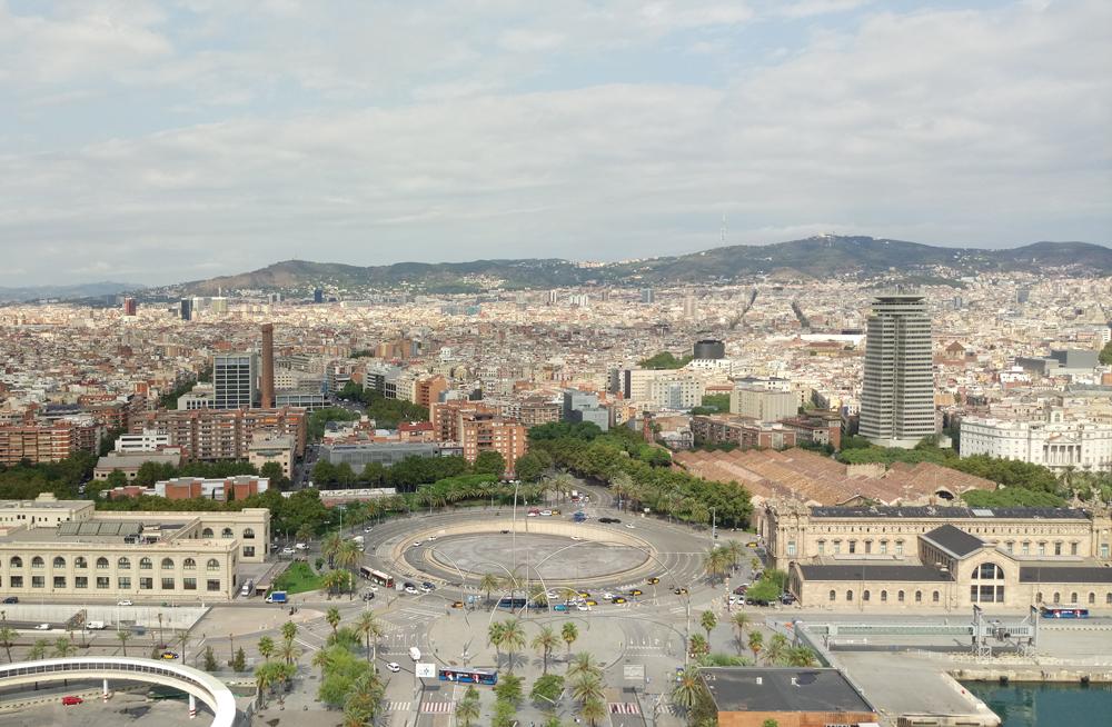 educational student tour Spain