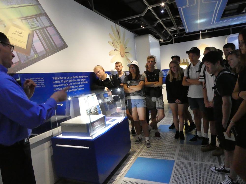 USA STEM Tour