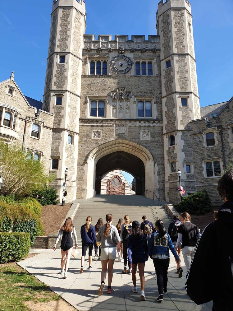 USA University Tour